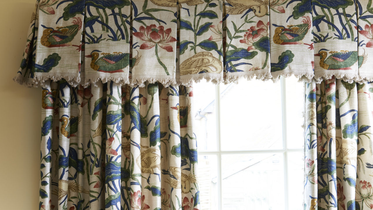 Custom Made To Measure Curtains