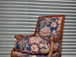 Indra Flower Fabric by Sanderson