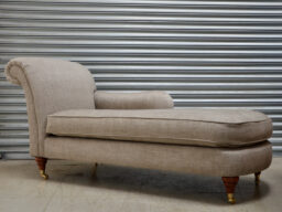 Re-covered Chaise