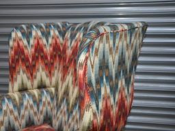 Chair wing