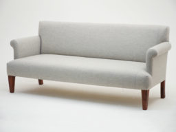 Three Seater Bench Style Sofa (after)