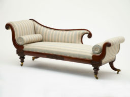 Traditional Chaise Lounge (after)