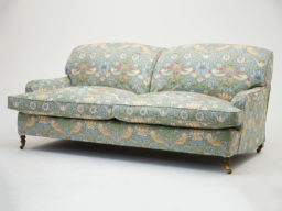 Victorian Howard Style Large Sofa (after)