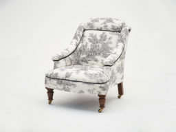 Victorian Edwardian Armchair (after)